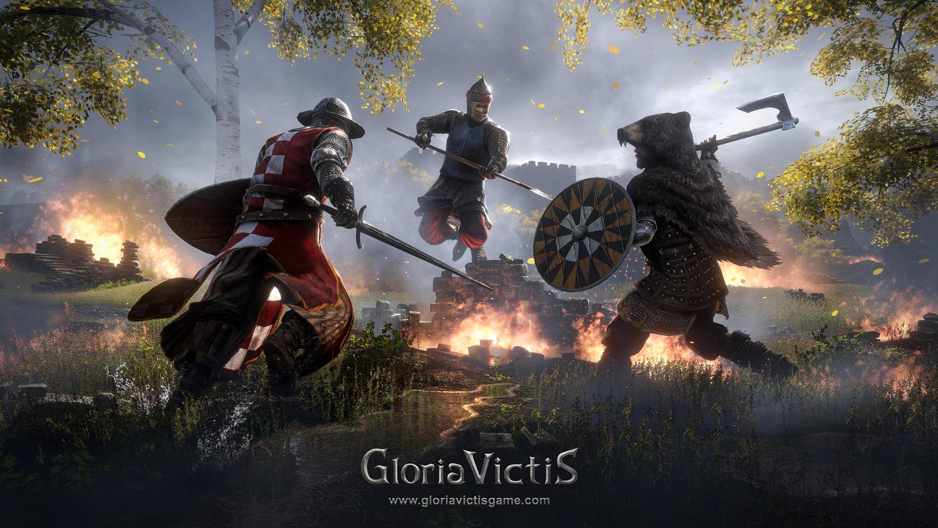Gloria Victis :: Medieval Open World MMORPG